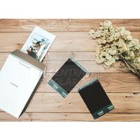 Cetak Print Foto Polaroid Asli Original Instax SP 2 Fujifilm White