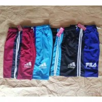FILA - Celana Pendek Training - Olahraga - Santai – Casual
