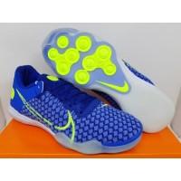 Sepatu Futsal Nike React Gato Racer Blue Volt