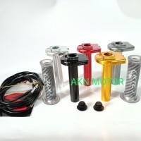 GAS PONTAN CNC KTC RACING CNC PLUS GRIP