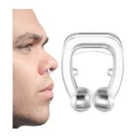 Snore Stopper Magnetic / Alat Terapi Penghilang Dengkuran Anti Ngorok