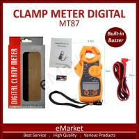 Tang Ampere Digital MT87 ~ Clamp Meter MT 87 ~ Multimeter ~ Amper