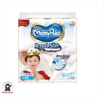 MAMYPOKO Extra Dry Extra Soft Popok Perekat L48 / L 48