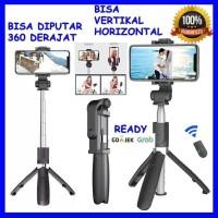 Tongsis Bluetooth With Remote Mini Tongsis and Tripod Mini Expandable
