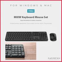Xiaomi Wireless Keyboard & Mouse Combo MIIIW MWWC01 / Keyboard Mac Win