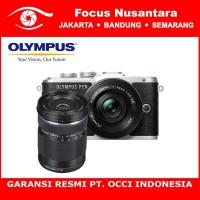 Olympus PEN E-PL8 kit 14-42mm EZ + 40-150mm