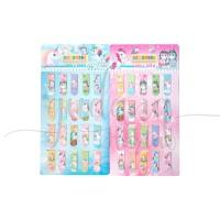 Pembatas Buku Magnet Unicorn ISI 20 Bookmarks Bookmark GH 308155