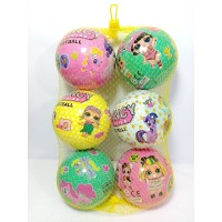 Mainan Egg Surprise Jumbo / Telur hadiah Bola LOL JUMBO