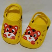 Sepatu Bayi 6M-3Y|S21-26 Baby & Kids Shoes Dulux Karakter Cat Kucing