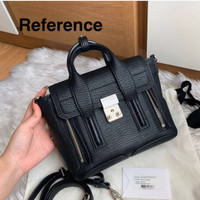 Supplier tas wanita murah import selempang handbag, NANO PHILIP LIM