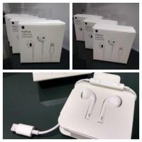 Handsfree Headset Iphone 7 8 X Original EarPods Lightning Connector