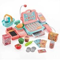 Mainan kasir - cashier machine toys - pretend toys - mesin kasir anak