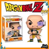Dragon Ball Nappa 613 Funko Pop Anime FunkoPop Figure Manga Toys