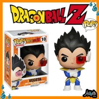 Dragon Ball Vegeta 10 Funko Pop Anime FunkoPop Figure Manga Toys