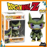Dragon Ball Perfect Cell 13 Funko Pop Anime FunkoPop Figure Manga Toys