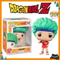 Dragon Ball Bulma 707 Funko Pop Anime FunkoPop Figure Manga Toys