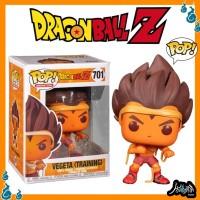 Dragon Ball Vegeta Training 701 Funko Pop Anime FunkoPop Figure Manga