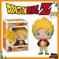 Dragon Ball Goku Casual 527 Funko Pop Anime FunkoPop Figure Manga Toys