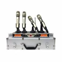 Microphone Wireless Sennheiser SKM 9004 - 4 Mic Pegang/Handheld