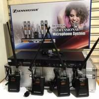 Microphone Wireless Sennheiser SKM 9004 - 4 Mic Clip oN