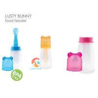 LUSTY BUNNY Food Feeder - Botol Sendok 140 ml