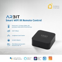 ARBIT Wifi Smart Home IR Remote Controller works with Alexa Google