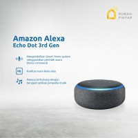 amazon alexa echo dot 3rd generation