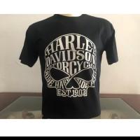 tshirt Baju Kaos Harley Davidson Legendary Est 1903 - High Quality