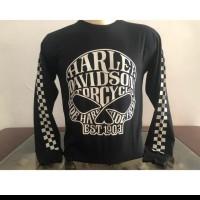 Tshirt Baju Kaos Lengan panjang Harley Davidson Legendary Est 1903