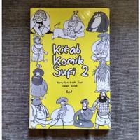 Kitab Komik Sufi 2 - Kumpulan kisah Sufi dalam Komik