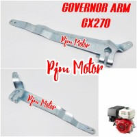 Governor Arm Plat Setelan Gas Mesin Gx270 9Hp