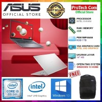 "PROMO LAPTOP ASUS A409FA - i3 8135U 4GB 1TB HDD INTEL HD 14"" WIN10"