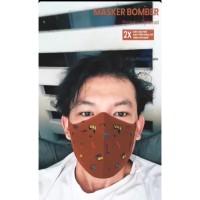 Bowin Masker Bomber x Filosofi Kopi (Limited Edition)