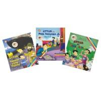 Paket Serial Cerita Anak Attar