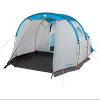 Tenda Arpenaz 4.1 tenda camping keluarga tenda family camp tenda besar