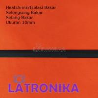 Heatshrink 10mm Heat Shrink Tube 10 mm Selongsong Isolasi Bakar Susut