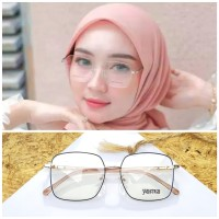 Kacamata Wanita   Free Lensa Supersin   Kacamata Radiasi