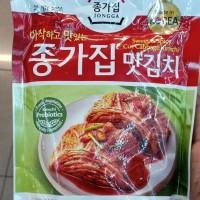 Chongga Mat Kimchi Pouch 200GR