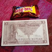 Uang Kuno Rp 10 Budaya