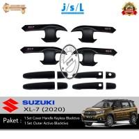 PAKET Suzuki XL-7/XL7 Handle Keyless dan Outer Blacktivo