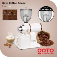 Mesin Giling Biji Kopi Coffee Maker Grinder Listrik Electric Rumahan