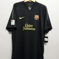 JERSEY BARCELONA AWAY 2011-2012 ORIGINAL 419880-010 BNWT