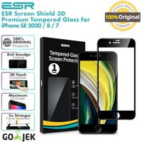 Tempered Glass iPhone SE 2 2020 & SE2 & 8 & 7 - ESR Screen Shield 3D