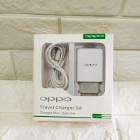 TRAVEL CHARGER OPPO 2A 1USB