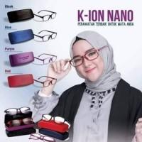 Kacamata K-Ion Nano, Kacamata Terapi Dijamin 100% Original Termurah
