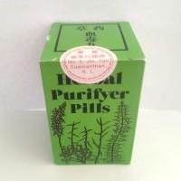 HERBAL PURIFYER PILLS - obat eksim gatal - alergi makanan herbal