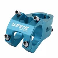 Wake Bicycle Stem Stang Sepeda 31.8 mm Alumunium Alloy
