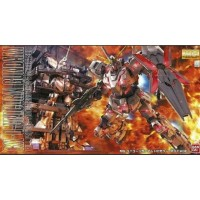 Bandai MG 1100 Gundam Unicorn HD color + MS Cage & stand base