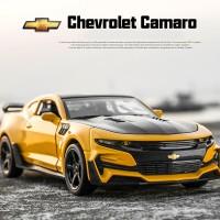 Mainan Mobil Die Cast MINIAUTO 1:32 Transformers 5 Bumblebee