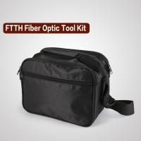 FTTH Fiber Optic Tool Kit Fiber Cleaver Optical Power Meter Wire